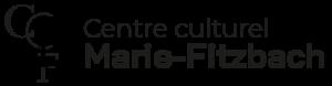 Logo horizontal centre culturel marie-fitzbach